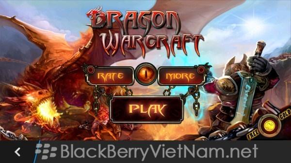 ANDROID APP - Dragon Warcraft - Cuộc chiến của loài rồng