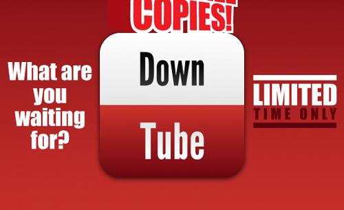 S4BB tặng 200 code download phần mềm DownTube
