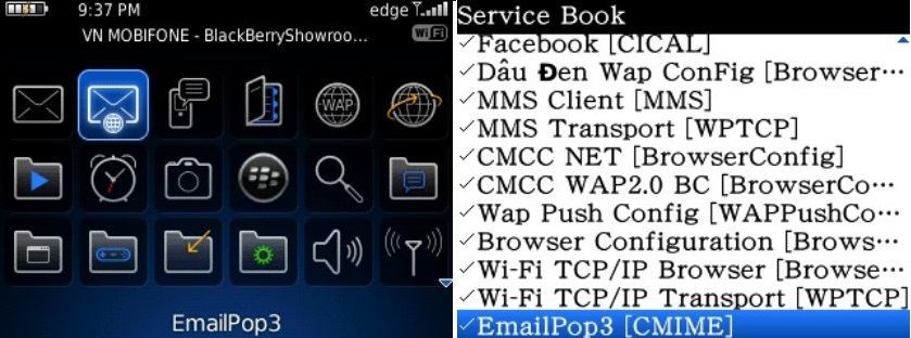 Service Book Cho Bb 9780