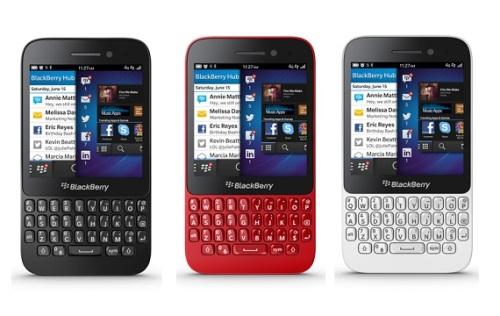 Chơi game trên BlackBerry Q5 sẽ như thế nào ?