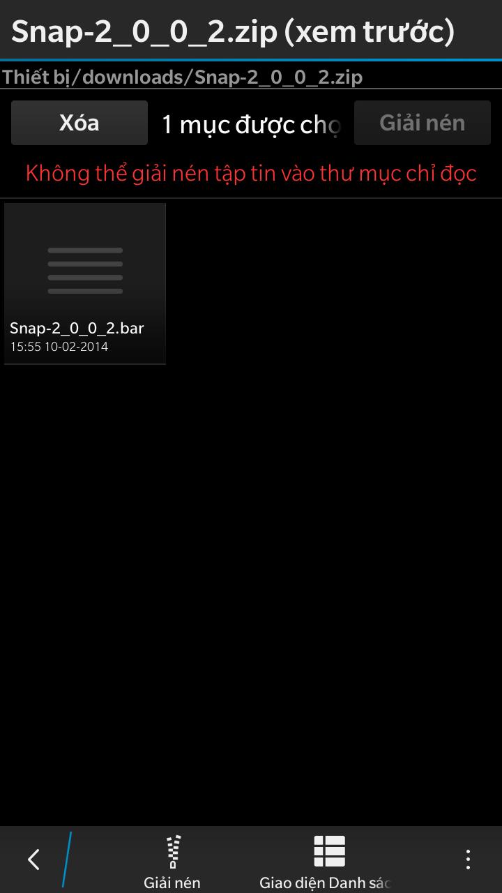 Snap V3 Bar File Free Download