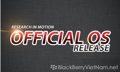 OFFICIAL - OS 7 1 0 825 cho BlackBerry Bold 9900 từ Vodafone