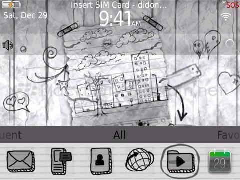 Chia sẻ pencil sketch up doodle theme bút chì trắng đen