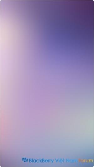 Hình nền đẹp dịu nhẹ cho các dòng máy BlackBerry 10