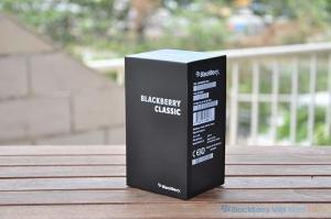 BlackBerry Classic phiên bản thương mại