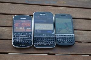 BlackBerry Classic vs Q10 - Nét hoài cổ không bao giờ cũ