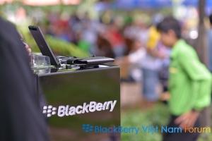 Hình ảnh cập nhật buổi Cafe ra mắt BlackBerry Leap tại TP.HCM (17/5/2015)