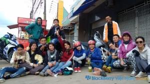 Hình ảnh cập nhật đầy đủ chuyến leo núi Gia Lào cùng BBers 23/05/2015