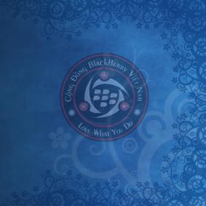 Hình nền BlackBerry Việt Nam - 1:1