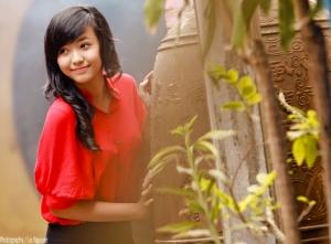 Bộ hình nền chủ đề Teen Girls Việt - Cực dễ thương và dễ mến