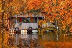 Những hình ảnh đẹp rực rỡ về mùa thu trên khắp thế giới
