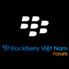 Din n Cng ng BlackBerry Vit Nam