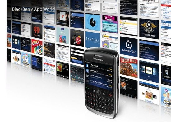 BlackBerry 10 Dev Alpha c b sung App World Client - RIM mi cc nh pht trin  trnh ng dng